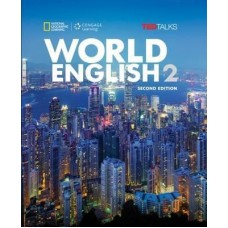 World English 2E 2 Student Book + OWB PAC: Real People Real