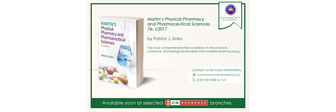 Physical Pharmacy and Pharmaceutical Sciences